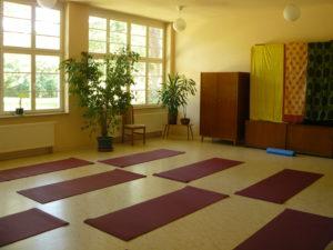 Versammlungsraum des Gemeindehauses